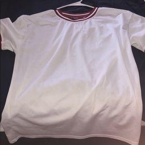 Pacsun mesh type jersey shirt